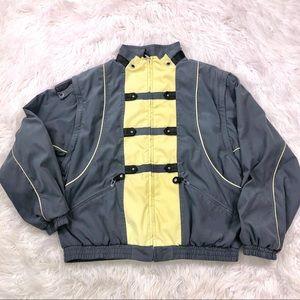 Vintage Jamie Sadock 80s Military Bomber Jacket
